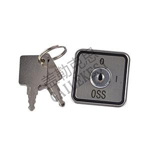 方型电源锁